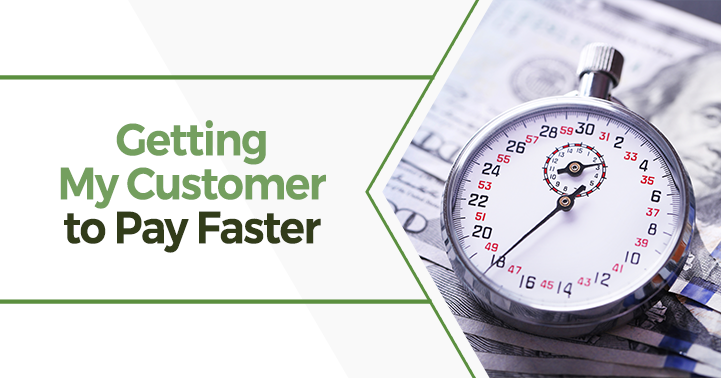 Getting Customers to Pay Faster