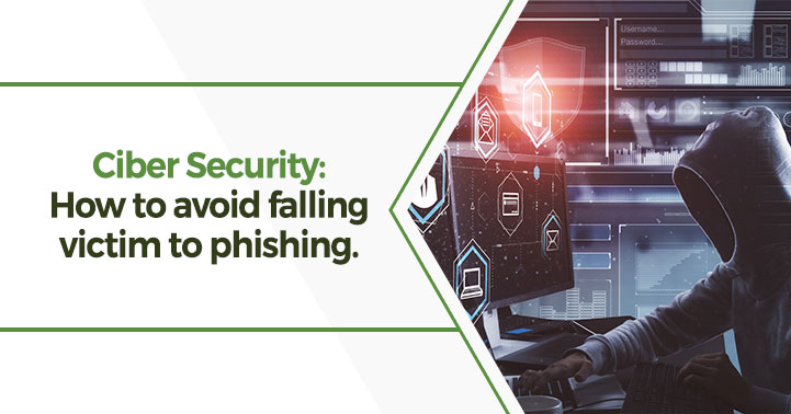 Cyber-security: Avoid falling for a phishing scam